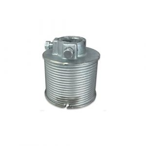 Whiting Offside Metal Cable Drum