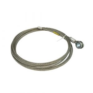 """Whiting 125"""" Shutter Door Cable"""