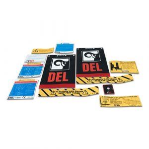 Decal Kit C/W Flags, DL500 MK2