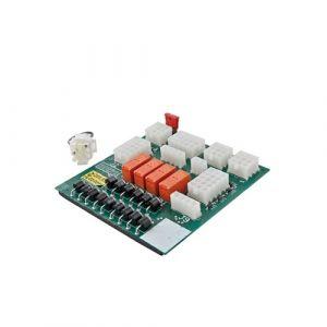 24v electronic terminal board