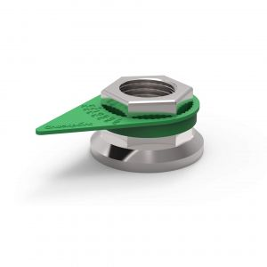 Checkpoint Wheel Nut Indicators - Green