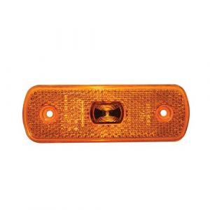 24v LED Amber Side Marker Lamp