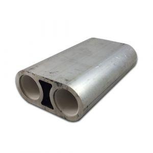 Hinge platform point aluminium