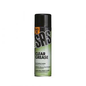 SAS Clear Grease 500ml