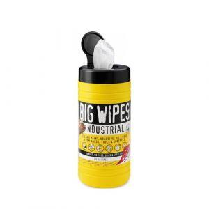BIG WIPES Industrial 80 Wipes
